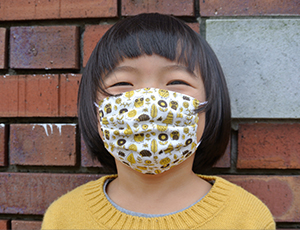 TEMARIYA's MASK KIDS【S】幼児向け
