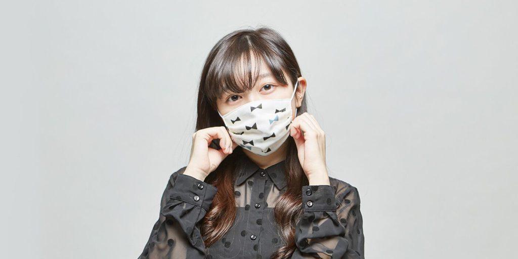 FIND YOUR FAVORITE! 豊富な色・柄から探そう!お気に入りのマスク