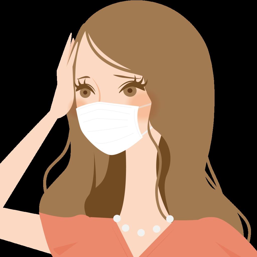 TEMARIYA's MASK 不織布マスク肌荒れ