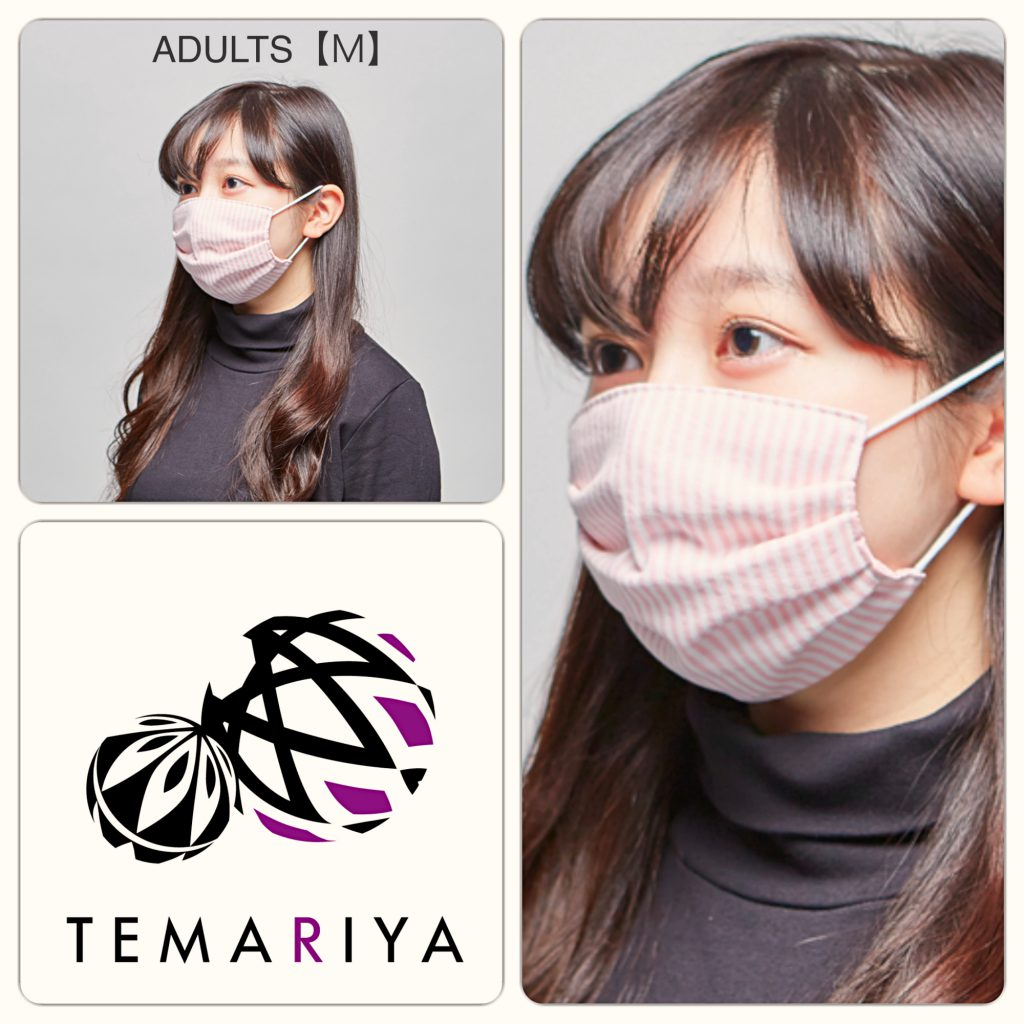 TEMARIYA's MASK ADULTS/M